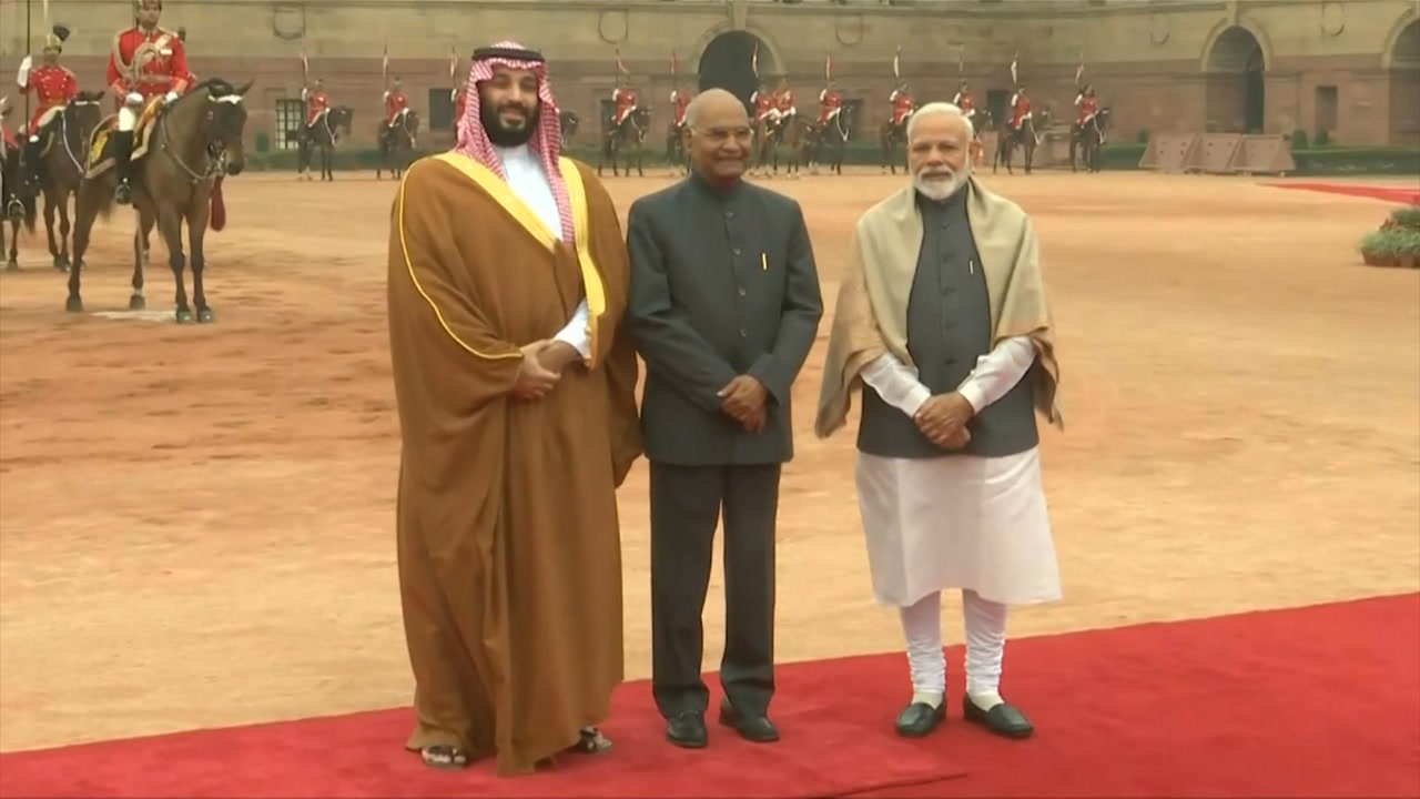 After Pakistan, Saudi Arabia cements ties with India