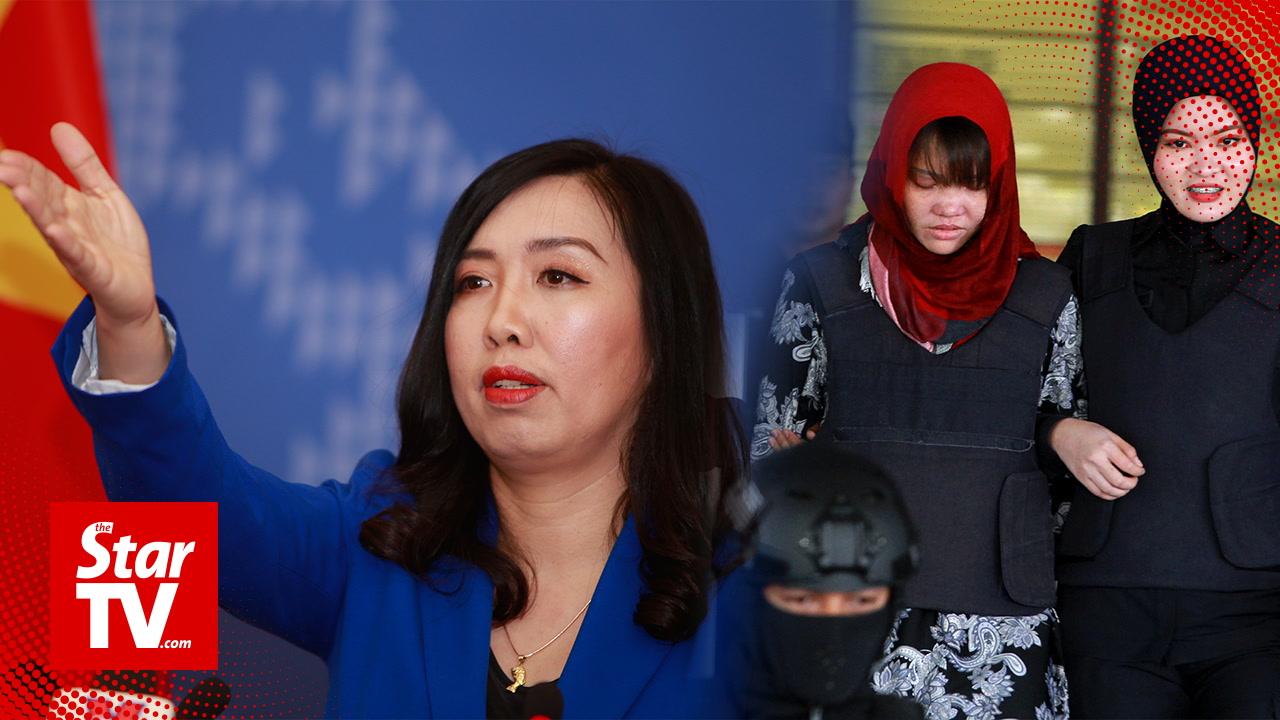 Jong-nam murder trial: Vietnam asks Malaysia for fair treatment of Doan Thi Huong