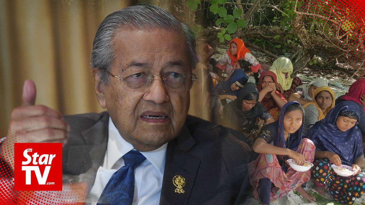 PM: International community must monitor deportation of Rohingya refugees