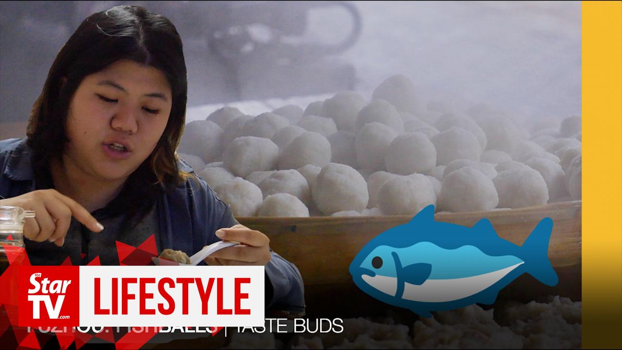Taste Buds: Fuzhou's fish ball